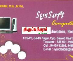 Syssoft Computers