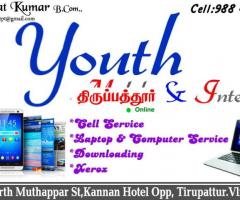 Youth Mobile & Internet