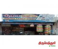 Geetha Fancy Store