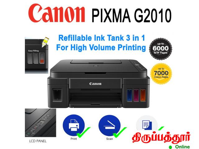 Canon Printer Sale - Print , scan, Xerox@10*** - 2/4
