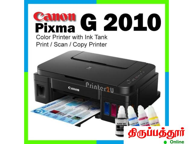 Canon Printer Sale - Print , scan, Xerox@10*** - 3/4