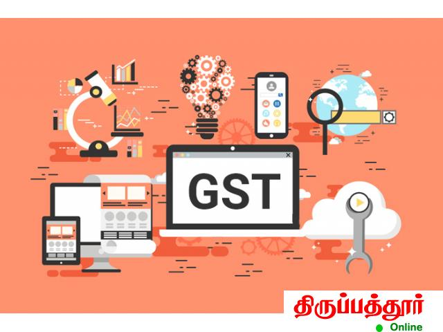 GST Billing Software, GST Accounting Software Tirupattur - 1/4