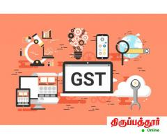 GST Billing Software, GST Accounting Software Tirupattur - Image 1/4
