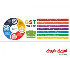 GST Billing Software, GST Accounting Software Tirupattur - Image 2/4