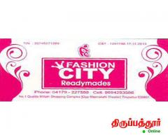 FASHION CITY READYMADES