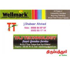 TAJ TECHNOLOGY