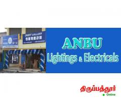 ANBU LIGHTINGS AND ELECTRICALS