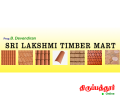 SRI LAKSHMI TIMBER MART AND TILES