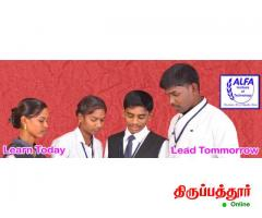ALFA INSTITUTE OF HOTEL MANAGEMENT and PARAMEDICAL SCIENCE