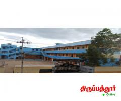 GOODWILL MATRIC. HR. SEC. SCHOOL