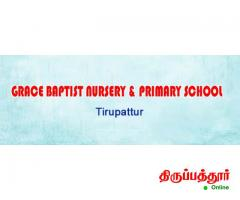 GRACE BAPTIST NURSERY and PRIMARY SCHOOL