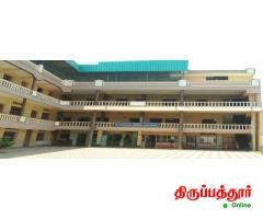 SRI RAMAKRISHNA VIDHAYALAYA MATRIC HIGHER SECONDARY SCHOOL