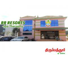 RR RESORTS (SPA THERAPY)