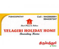 YELAGIRI HOLIDAY HOME